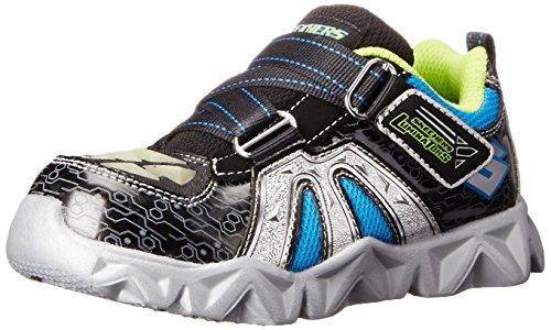 Skechers Kids Datarox Hydrometer Light up Sneaker product image