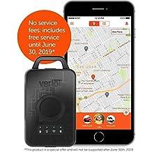 [Patrocinado] Veriot Venture - Dispositivo de seguimiento GPS inteligente Mejor para niños, valores, empleados y flotas. Cubierta AT&T 3G. Localizaciones en tiempo real, 6 MM gratis servicio más lento TOTAL COST DE OWNERSHIP., Paquete de 1, Negro
