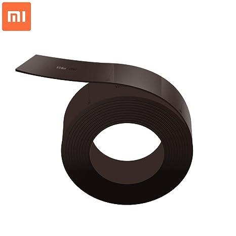 Original Magnetic Stripes Virtual Wall Para Xiaomi MI Robot Aspirador Marrón(Bandas magnéticas de pared