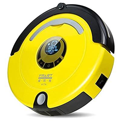 FD Automatic Hard Floor Cleaner Mopping Intelligent Vacuum Cleaning Robot