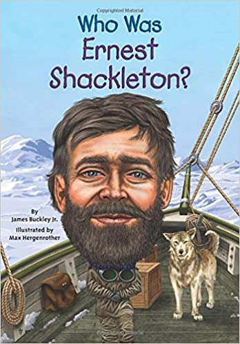 Image result for ernest shackleton book
