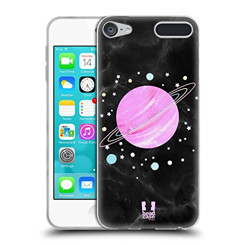 Head Case Designs Ring Pastel Space Soft Gel Case for Apple iPod Touch 6G 6th Gen