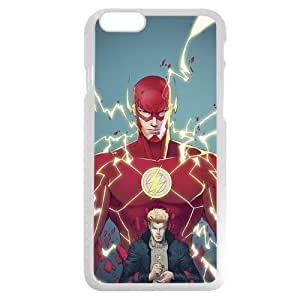 "UniqueBox The Flash Custom Phone Case for iPhone 6 4.7"", DC comics The Flash Customized iPhone 6 4.7"