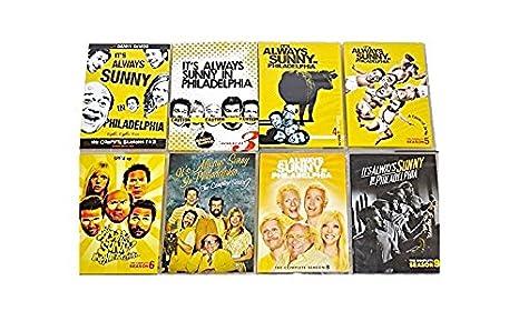 It's Always Sunny in Philadelphia Complete Seasons 1-9