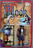 Captain Hook Trades Multi-Blades in Battle Action Figure