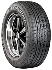 Everyday driving is anything but ordinary with the Evolution Tour. An all-season passenger car tire designed for a smooth and comfortable ride, the Evolution Tour offers reliable traction, long life and fuel efficiency. The tire features Coop...