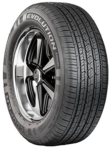 Cooper Evolution Tour All- Season Radial Tire-195/65R15 91T by Cooper Tire