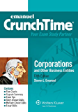 Emanuel CrunchTime for Corporations and Other Business Entities (Emanuel CrunchTime Series)
