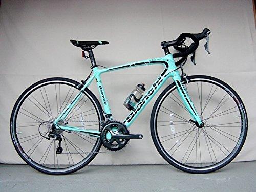 Bianchi(ビアンキ) ロードバイク INTENSO TIAGRA (インテンソ ティアグラ) 2018モデル (チェレステ) 53サイズ B079NZLFVV