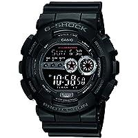 Relógio Casio Unissex Preto G-Shock GD100-1BDR