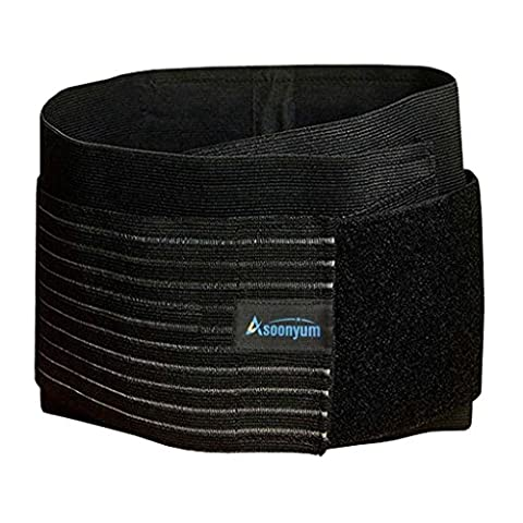 Lumbar Lower Back Brace and Support Belt for Men Women HerniatedDisc, Back Pain, Sciatica, Scoliosis with 8 Stabilizing Straps Dual Adjustable and Breathable Mesh Panels by - Mesh Wader Bag