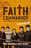 Faith Commander Teen Edition with Dvd, Howard Robertson, 0310884535
