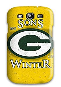 Galaxy S3 Case Slim [ultra Fit] Greenay Packers Protective Case Cover