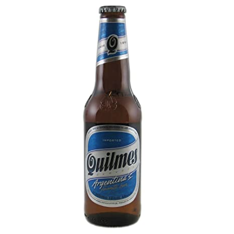 Argentinas cerveza Quilmes 6 x 355 ml