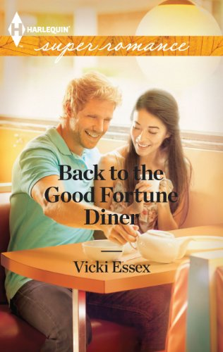book cover of Back to the Good Fortune Diner