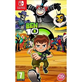 Ben 10 NSW (Nintendo Switch)