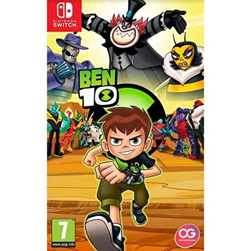 Ben 10 NSW (Nintendo Switch)