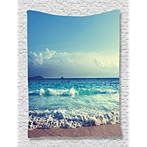 513fUS9iUVL._SS300_ Beach Tapestries & Coastal Tapestries