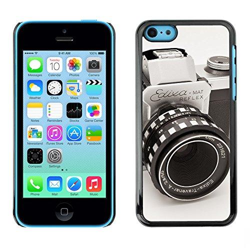 Premio Sottile Slim Cassa Custodia Case Cover Shell // F00009885 caméra // Apple iPhone 5C