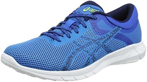 04363fd400f9 ASICS Men s Nitrofuze 2 Hawaiian Surf Indigo Blue Energy Green Running  Shoes - 10