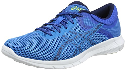 Asics NitroFuze 2 Mens Running Shoes Blue