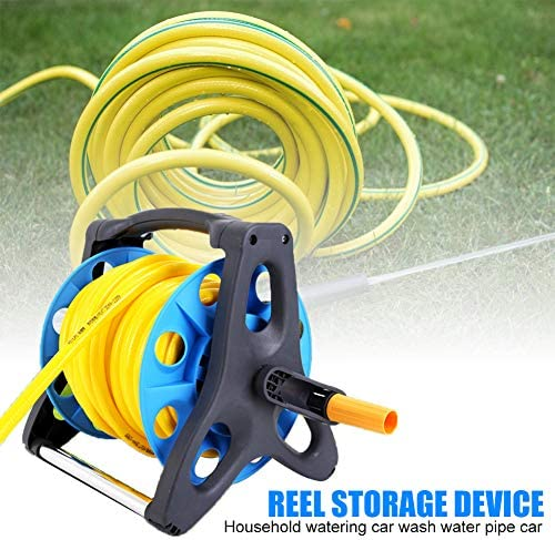 LTLCBB Garden Compact Hose Reel with Modern and Attractive Design, Ideal for Watering Plants, Gardens, Balconies and Terraces Mini Mini