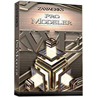 Zaxwerks ProModeler Standalone v6.1 Upgrade from any ProModeler Version | Graphic Modeling Plug In Electronic Delivery
