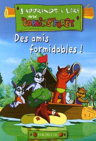 Kamarádi z lesa / Les copains de la forêt (2006-2007)