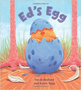 Ed's Egg (Storytime) by David Bedford (2011-02-01)