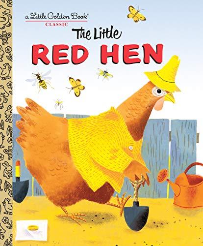The Little Red Hen (Little Golden - Marcus Miller Tales