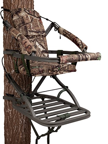 Summit Treestands 81120 Viper SD Climbing Treestand, Mossy Oak (Summit Stand Tree Viper)