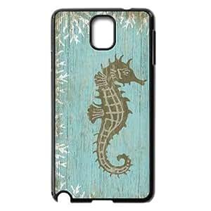 Custom DIY Phone Case Seahorses painting art For Samsung Galaxy NOTE 3 Case APPL8273080