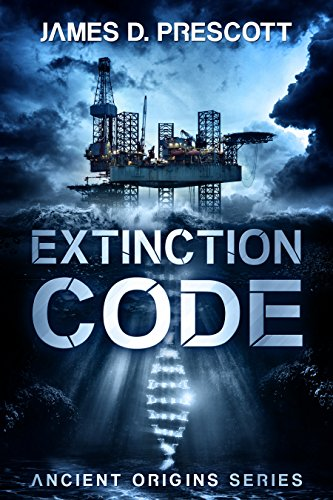 Extinction Code (Ancient Origins Series Book 1) cover