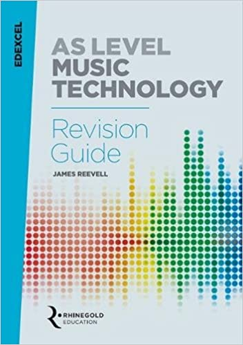 Edexcel AS Level Music Technology Revision Guide: Amazon co