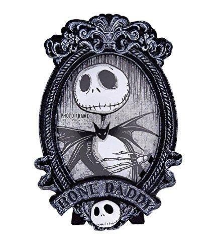 Disney Bone Daddy Jack Skellington Picture Frame