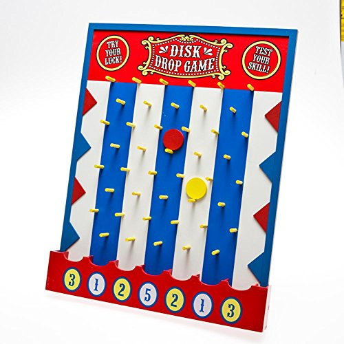 Disk Drop Game by Century Novelty
