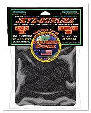 Jetz-Scrubz Scrubber Sponge, Rectangular