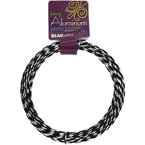 d Cut 12 Gauge 12 Meter/Pkg (39.25')-Black (Cut Diamond Wire)