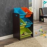 toy bins espresso - KidKraft Storage Bin, Espresso