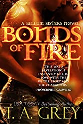 Bonds of Fire - Book #2 (Bellum Sisters series): The Bellum Sisters series