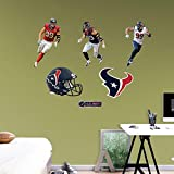 Fathead NFL Houston Texans J.J. Watt Hero Pack Wall Decal