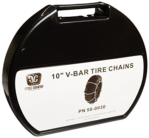 Kolpin 50-0030 10'' V-Bar Chain in Plastic Case by Kolpin (Image #2)