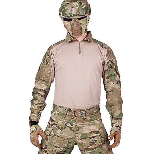Paintball Camo Clothing - 8