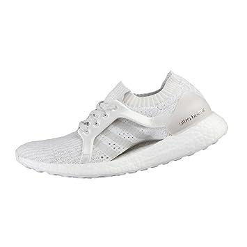 adidas Damen Ultraboost X Laufschuhe Elfenbein (Ftwbla/Griper/Balcri) 39.5 EU