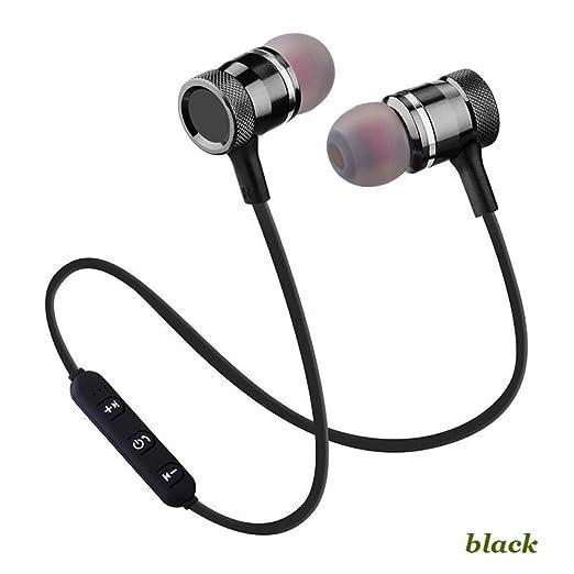 Auriculares Bluetooth InaláMbricos Deportivos Para Xiaomi Headset ...