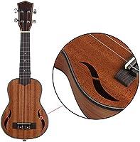 Festnight - Cuerdas para guitarra acústica de 24 pulgadas Ukelele ...