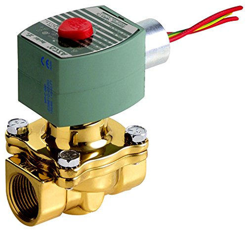 ASCO Power Technologies 8210G95 3/4'' x 3/4'' Solenoid Valve, Normally Closed