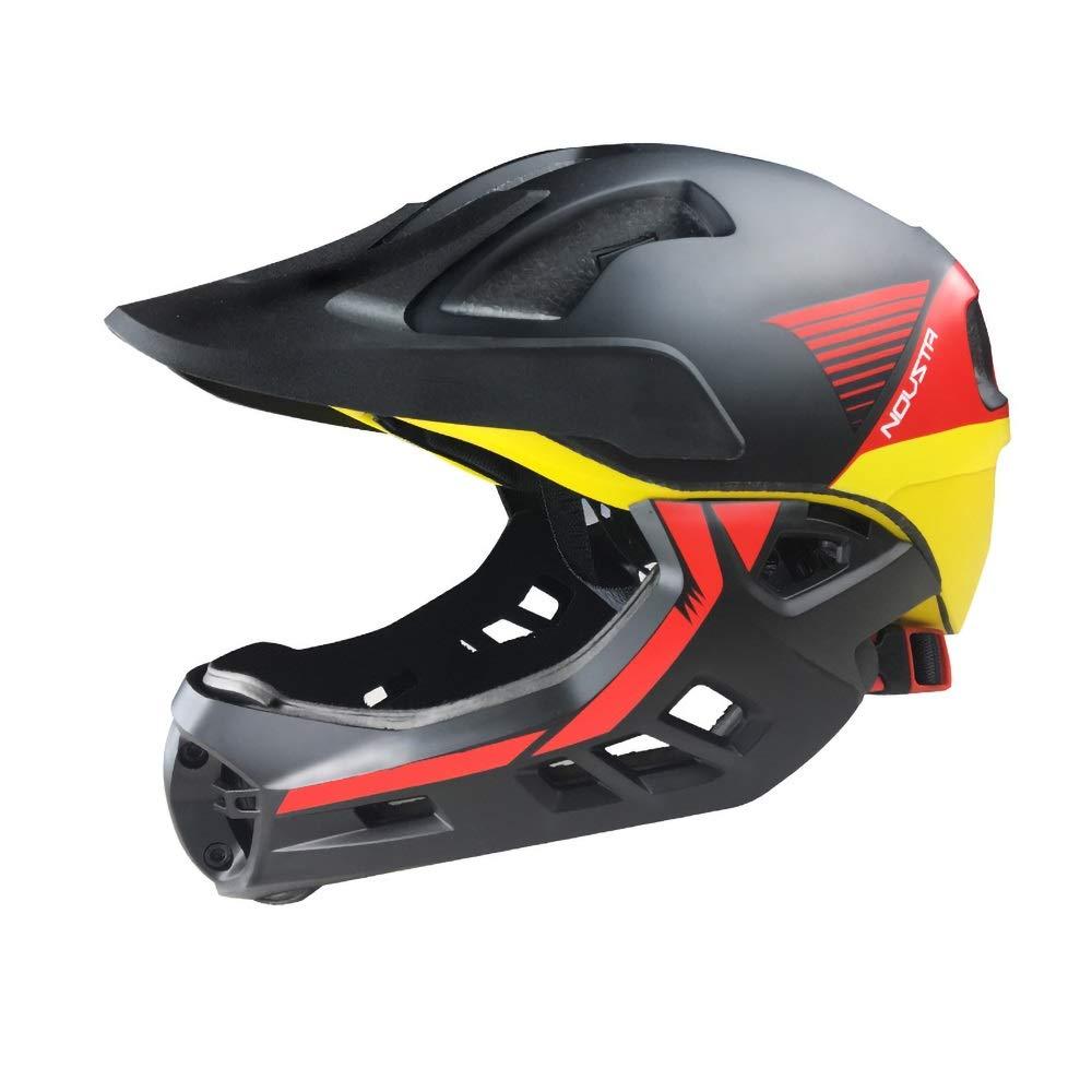 幼児用ヘルメット 子供/子供都市スケートヘルメットスケートボードバイクに最適BMXとスタントスクーターブラックブルー年齢ガイド5-8歳男の子/女の子 (Color : Black)   B07NSP22SD