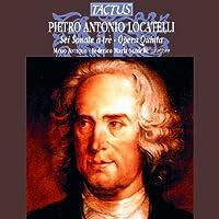 Locatelli: Sonate Per Violini Op.V