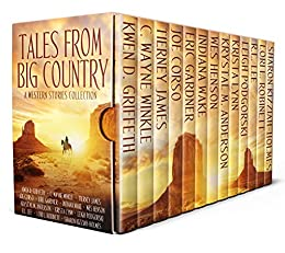 Tales Big Country Western Collection ebook product image